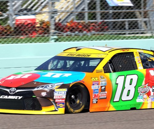 Dover notebook: Kyle Busch explains reaction to finishing second at Charlotte