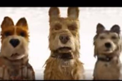 City's canines exiled to trash heap in trailer for Wes Anderson's 'Isle of Dogs'