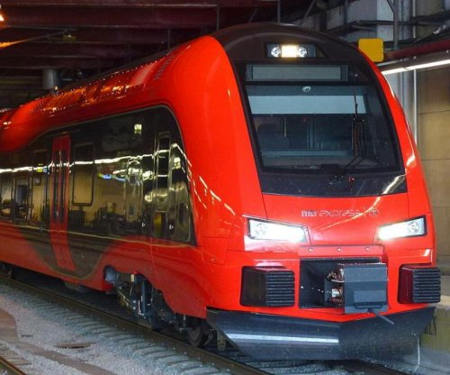 Swedish train officially dubbed Trainy McTrainface