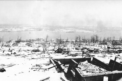 On This Day: Ship explosion near Halifax kills more than 1,900