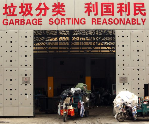 China's rejection of world's trash puts other countries on edge