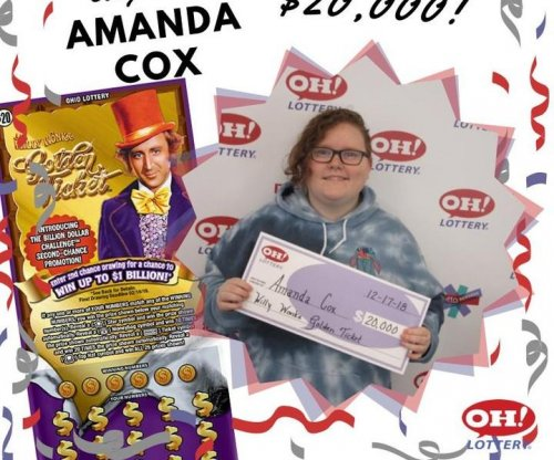 First-time lottery player wins $20,000 jackpot