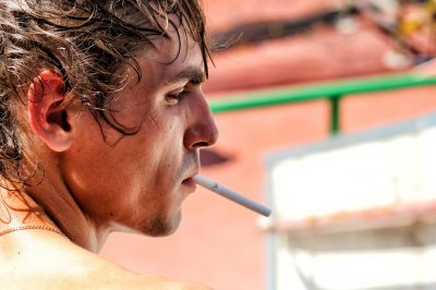Study: 87% of excess lung cancer risk eliminated if smokers quit before age 45