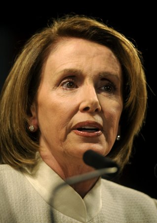 Pelosi: Becoming legendary House speaker