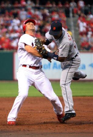 MLB: St. Louis 11, Detroit 2