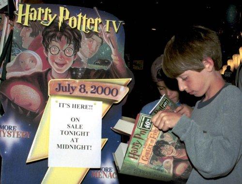 Harry Potter kills Voldemort, solves racism