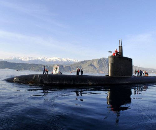 12 Navy sailors implicated in submarine shower spying scandal