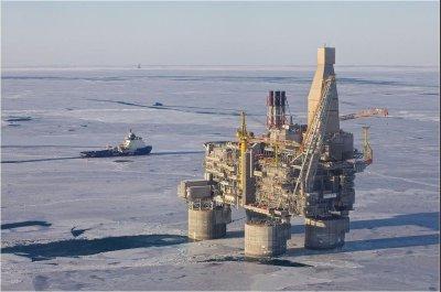 Russia taps Far East oil field
