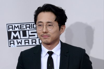 'Walking Dead' stars attend Steven Yeun's wedding to Joana Pak