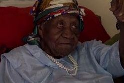 Meet world's newest oldest person, 117-year-old Violet Brown