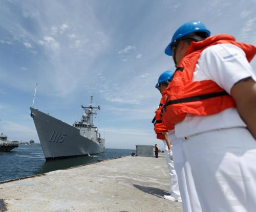 Taipei deploys Perry-class frigates to monitor Taiwan Strait