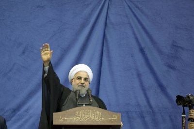 Friday's Iranian presidential election down to a two-man race