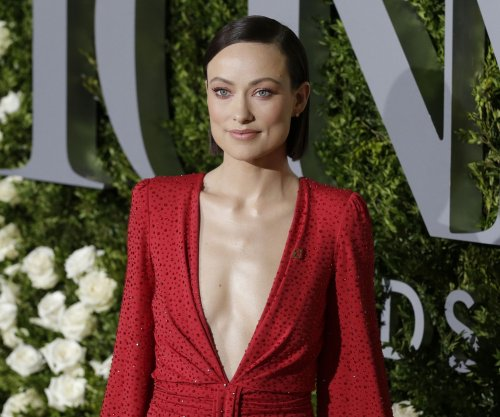 Olivia Wilde sent Jennifer Lawrence soup after she vomited at show