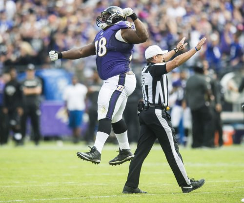 Deep defensive line a good problem for Baltimore Ravens