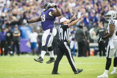 Deep defensive line a good problem for Baltimore Ravens