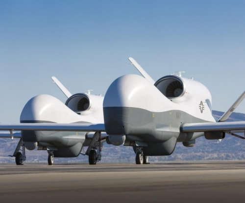 First operational MQ-4C Triton drone delivered to U.S. Navy