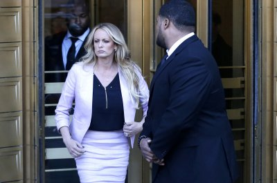 Stormy Daniels files defamation lawsuit against Trump
