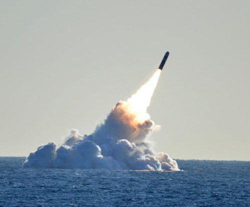 Lockheed contracts for Trident II ballistic missile production, support