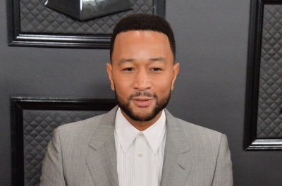 John Legend: Church 'was what inspired me to sing'
