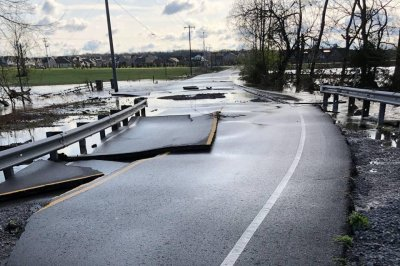 Nashville flooding turns deadly after severe storms tear across South