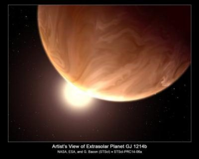 Hubble Space Telescope sees weather on distant alien planet