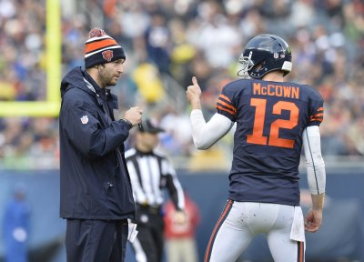 Cutler to start at quarterback Sunday for Chicago Bears