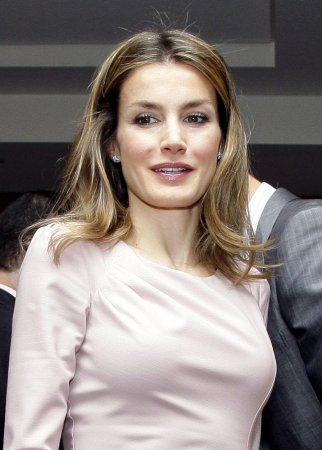 Fashionable Princess Letizia, likened to Kate Middleton, to be crowned Queen of Spain