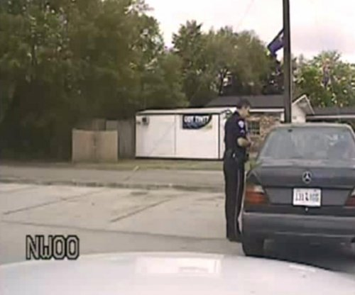 Dash cam footage released of traffic stop before fatal shooting