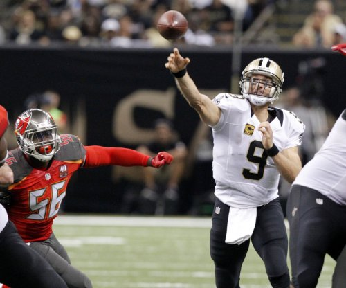 New Orleans Saints QB Drew Brees bruised, not ruled out for Week 3