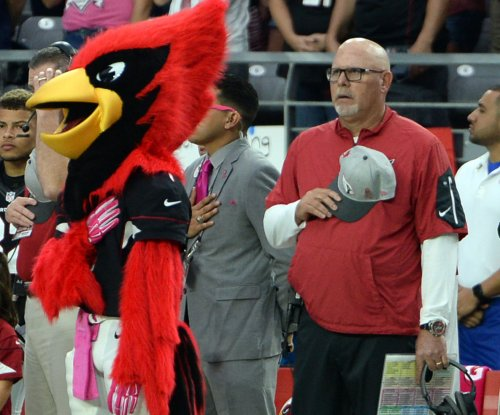 Arizona Cardinals' Bruce Arians simmers over Pittsburgh departure