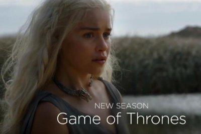 Emilia Clarke returns in new 'Game of Thrones' footage