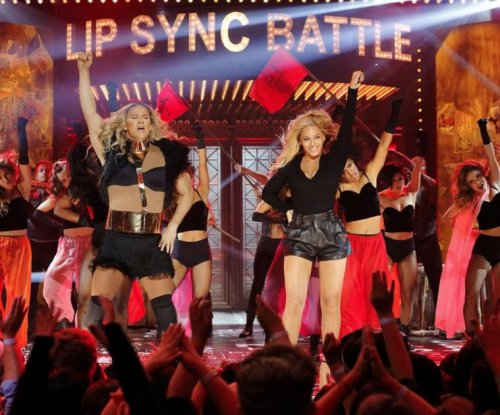 Channing Tatum, Beyoncé join forces for surprise 'Lip Sync Battle' performance