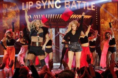 Channing Tatum, Beyoncé join forces for surprise 'Lip Sync Battle' performance