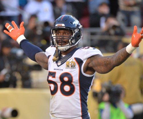 Denver Broncos LB Von Miller likely to get franchise tag