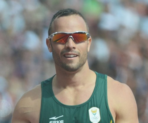 Oscar Pistorius treated for minor wrist injuries in South African prison