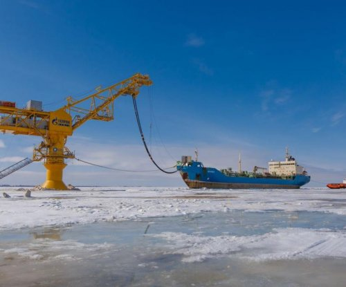 Russian oil producer pushes deeper in Arctic