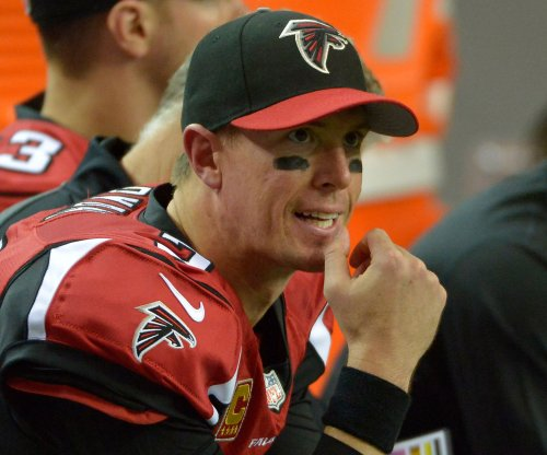 Matt Ryan throws two TDs as Atlanta Falcons rout Carolina Panthers