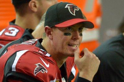 Matt Ryan throws two TDs as Atlanta Falcons rout Carolina Panthers