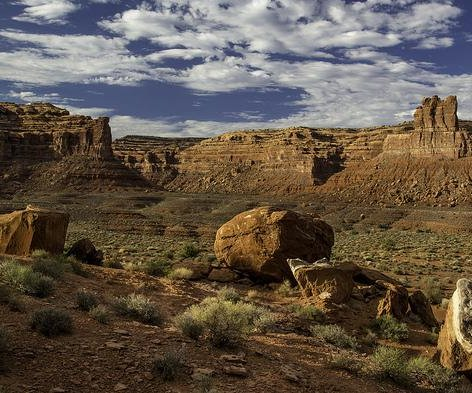 Obama designates 1.65 million acres in Nevada, Utah as national monuments