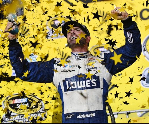 Jimmie Johnson unfazed being behind the 8-ball