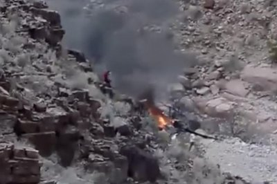 Death toll from Grand Canyon chopper crash rises to 4
