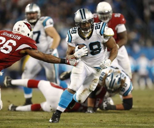 New York Giants nearing deal with former Panthers RB Jonathan Stewart