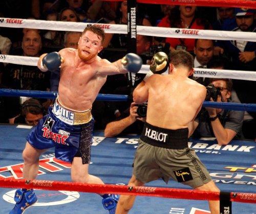 Boxer Canelo Alvarez banned for six months after positive steroid test