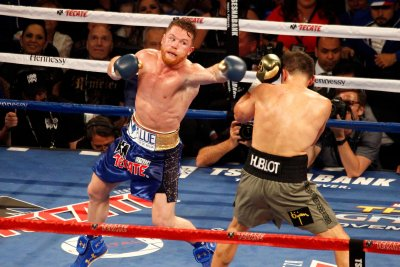 Boxer Canelo Alvarez banned for six months after positive steroid test