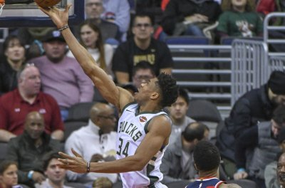 Bucks' Giannis Antetokounmpo returns for game vs. Boston Celtics