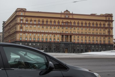 Russia: U.S. citizen caught during 'spy action' in Moscow