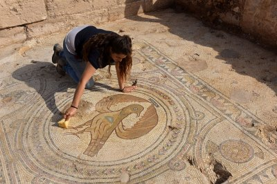 Byzantine-era church of the 'Glorious Martyr' discovered in Israel