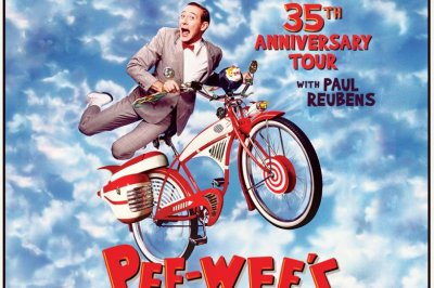 Paul Reubens to host 'Pee-wee's Big Adventure' anniversary tour