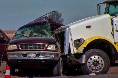Federal agents investigating major California highway crash that killed 13
