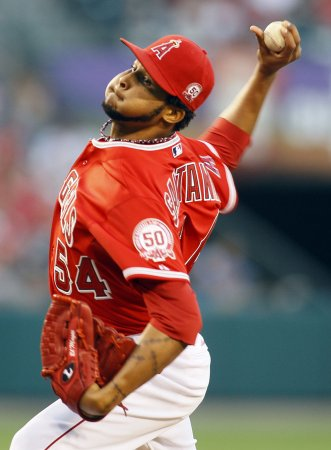 MLB: Los Angeles Angels 3, Cleveland 1